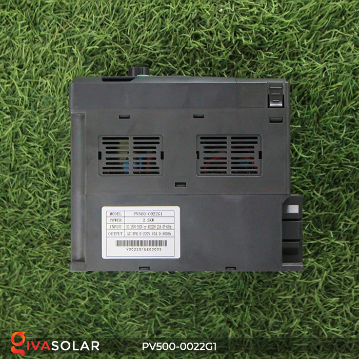 Inverter bơm nước năng lượng mặt trời PV500-0022G1 2.2kw 5