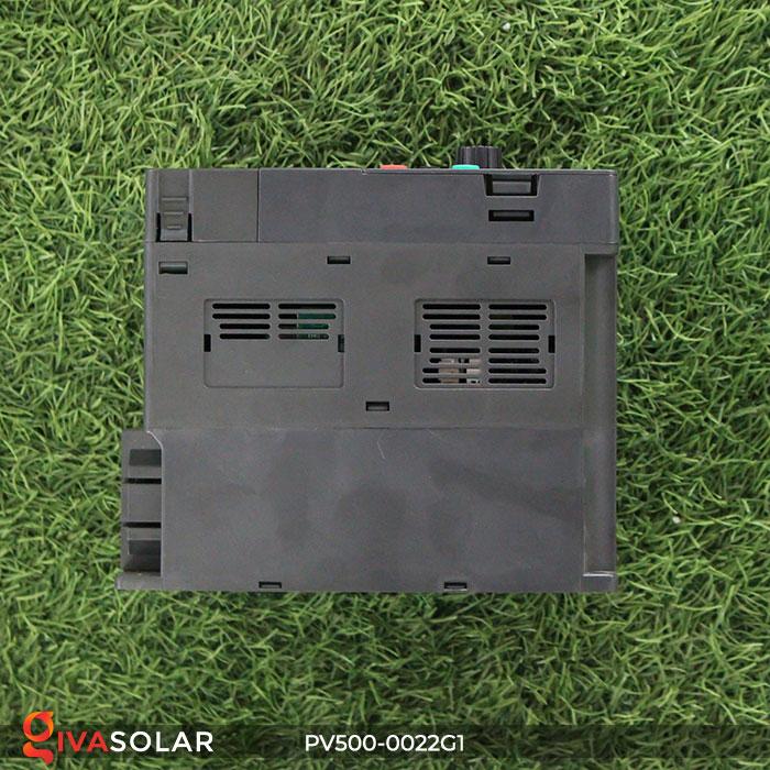 Inverter bơm nước năng lượng mặt trời PV500-0022G1 2.2kw 6