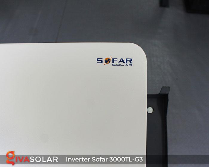 Inverter hòa lưới Sofar 3000TL-G3 10