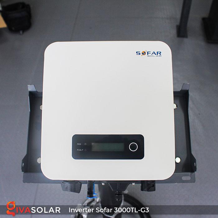 Inverter hòa lưới Sofar 3000TL-G3 2