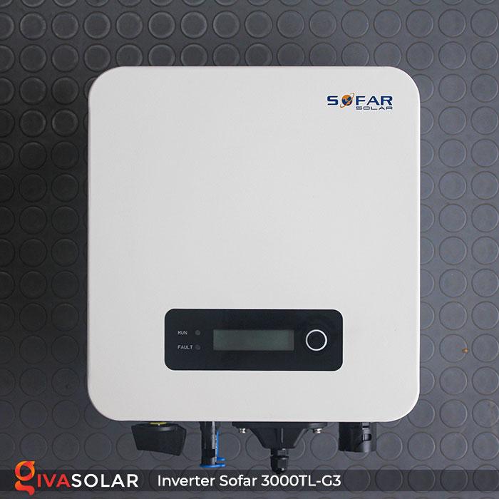 Inverter hòa lưới Sofar 3000TL-G3 3