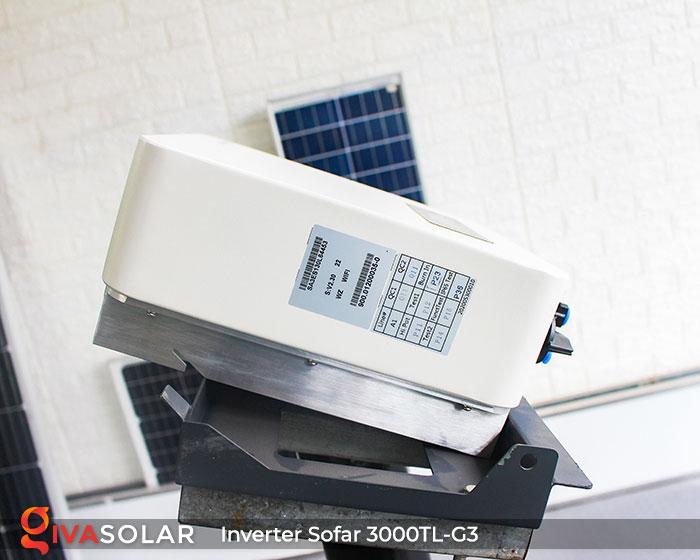 Inverter hòa lưới Sofar 3000TL-G3 4