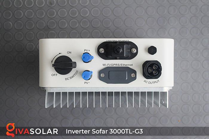 Inverter hòa lưới Sofar 3000TL-G3 7