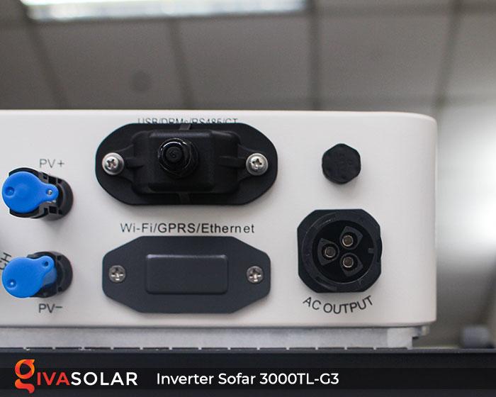 Inverter hòa lưới Sofar 3000TL-G3 9