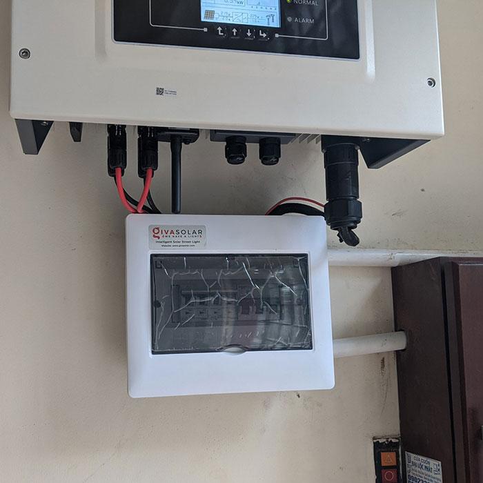 Lắp đặt điện mặt trời cho doanh nghiệp - Công ty Khánh Lộc 10