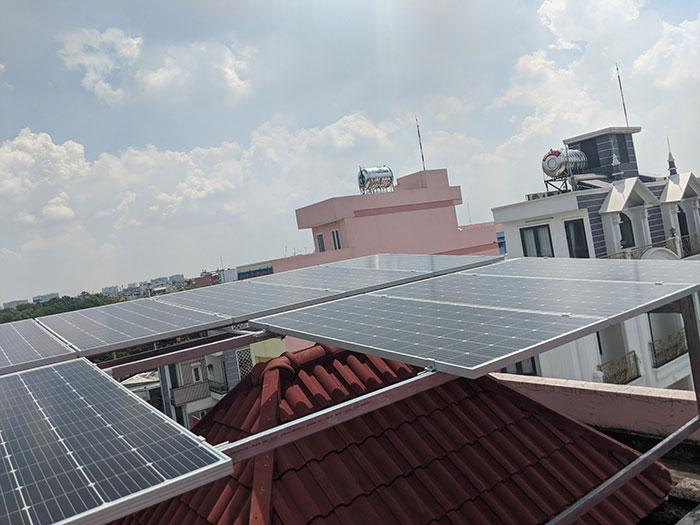 Lắp đặt điện mặt trời cho doanh nghiệp - Công ty Khánh Lộc 6