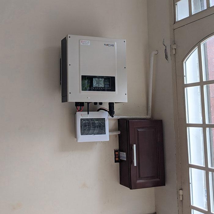 Lắp đặt điện mặt trời cho doanh nghiệp - Công ty Khánh Lộc 8
