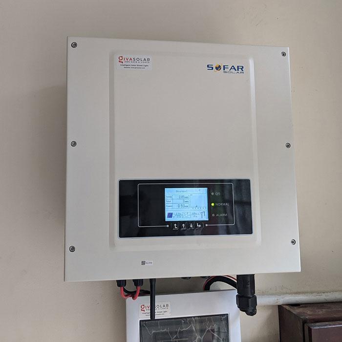 Lắp đặt điện mặt trời cho doanh nghiệp - Công ty Khánh Lộc 9