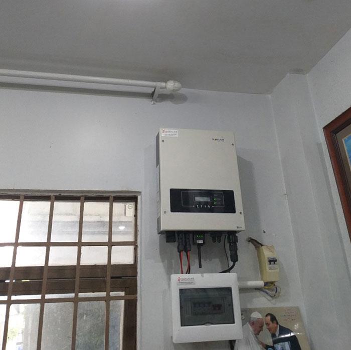 Lắp đặt Điện mặt trời Anh Trí ở Bình Thạnh 5