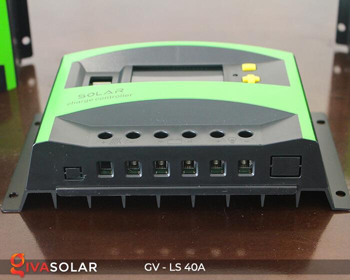 Mạch sạc pin năng lượng mặt trời GV-LS-40A 2