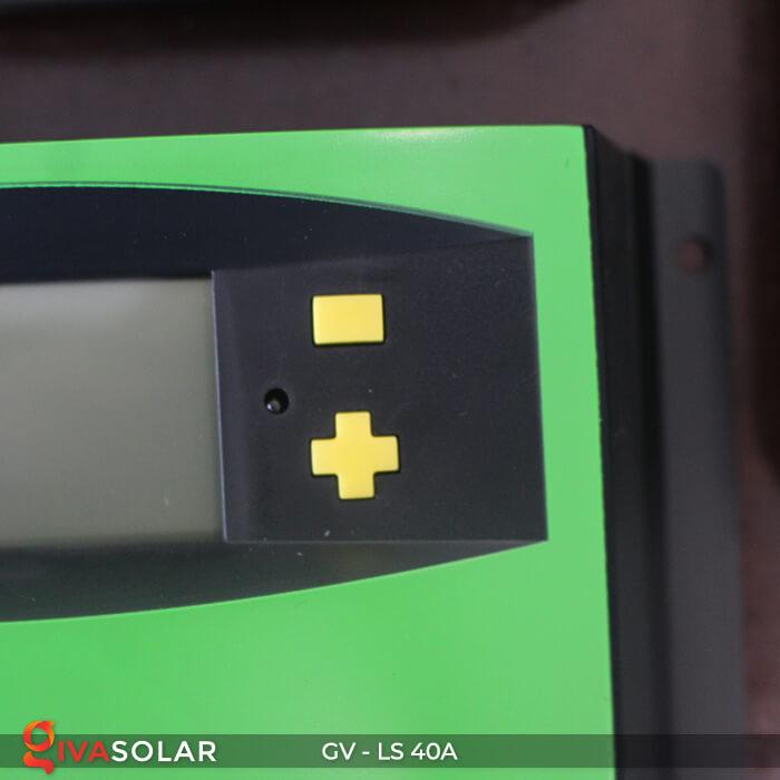 Mạch sạc pin năng lượng mặt trời GV-LS-40A 6
