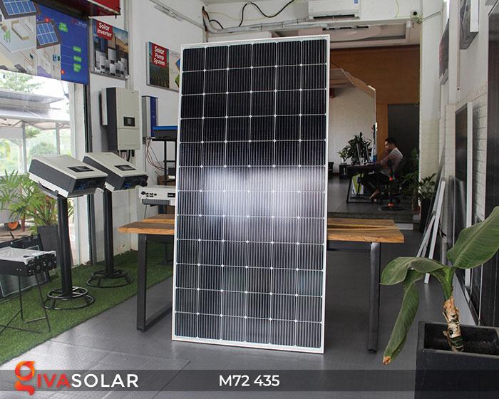 Pin năng lượng mặt trời công suất lớn MONO M72-435W 3