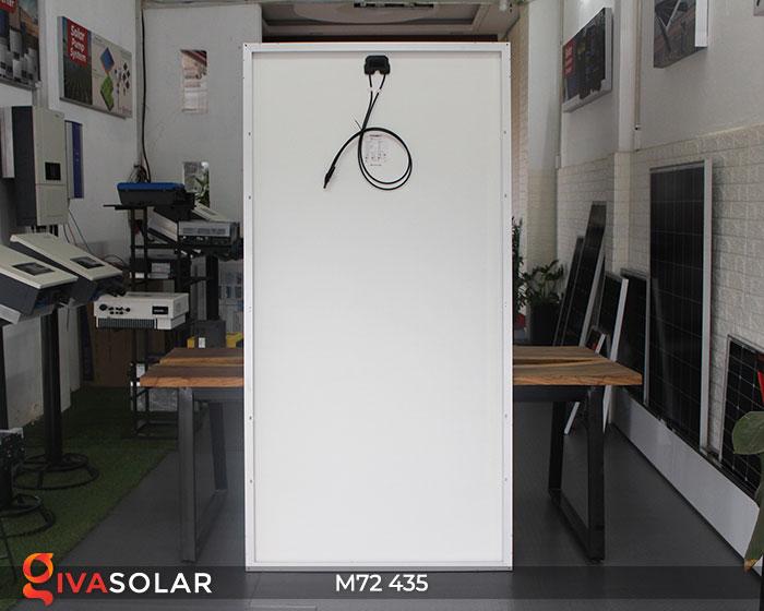 Pin năng lượng mặt trời công suất lớn MONO M72-435W 4