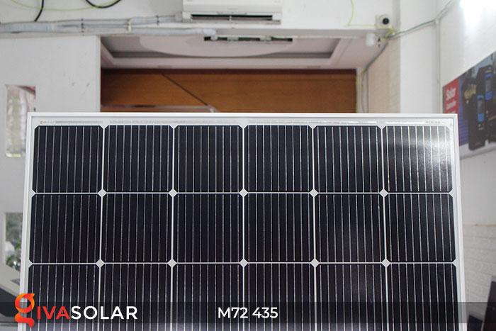 Pin năng lượng mặt trời công suất lớn MONO M72-435W 5