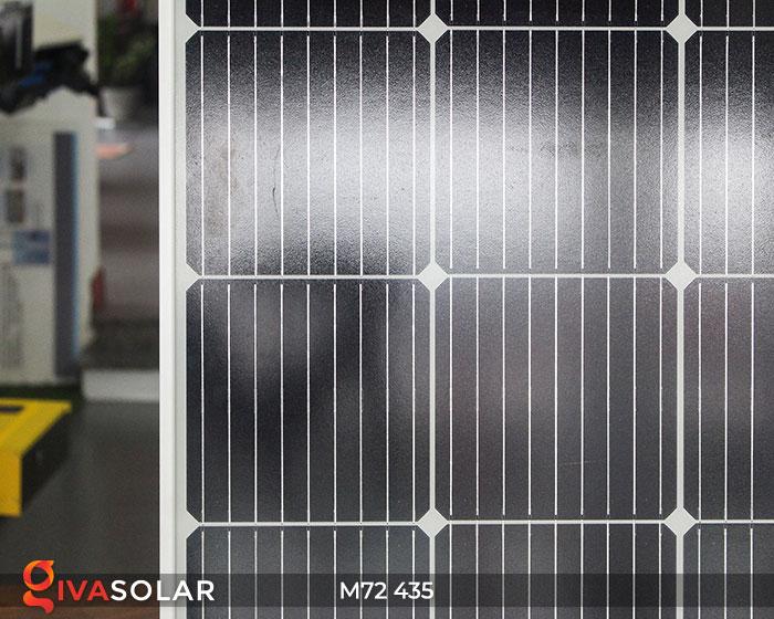 Pin năng lượng mặt trời công suất lớn MONO M72-435W 8