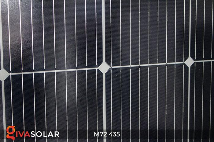 Pin năng lượng mặt trời công suất lớn MONO M72-435W 9