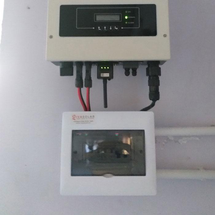 Thi công hệ thống hòa lưới điện mặt trời 4.4KW Anh Nam Củ Chi 7