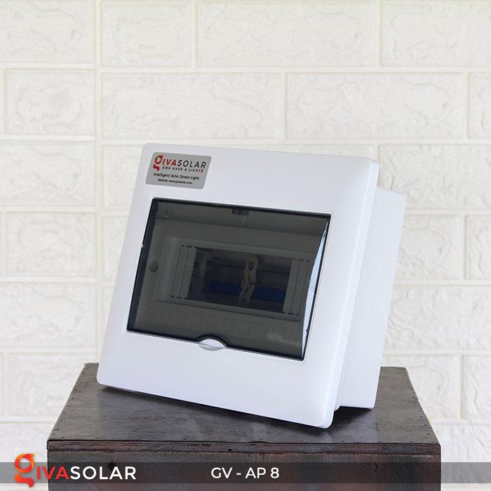 Tủ điện Givasolar GV-AP-8 2