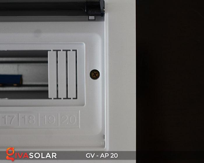 Tủ điện Solar GV-AP-20 10