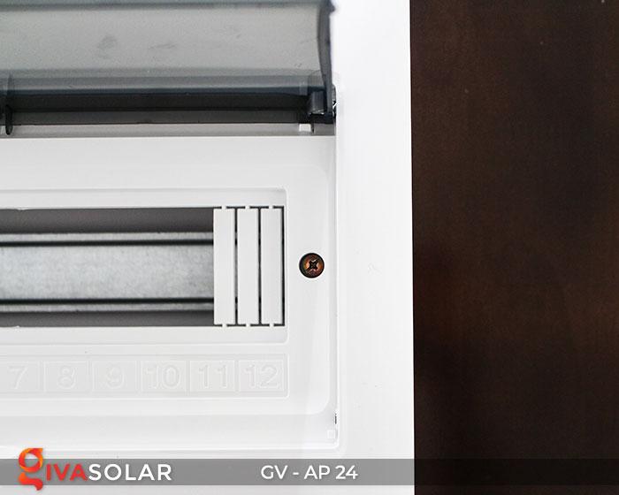Tủ điện Solar GV-AP-24 8