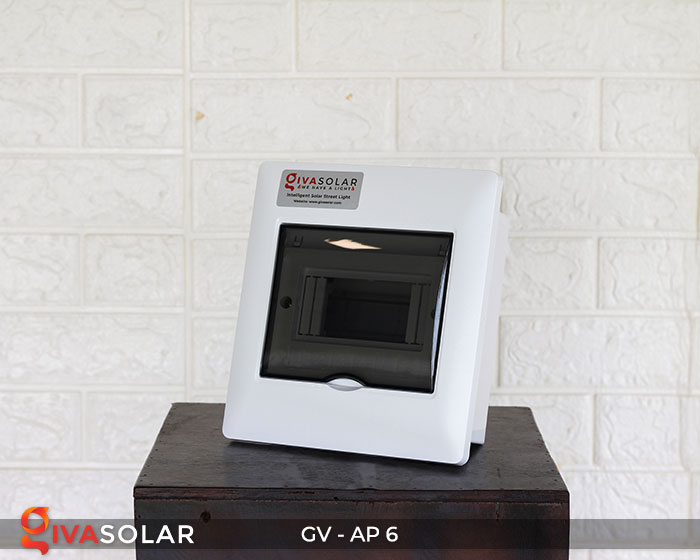 Tủ điện Solar GV-AP-6 3