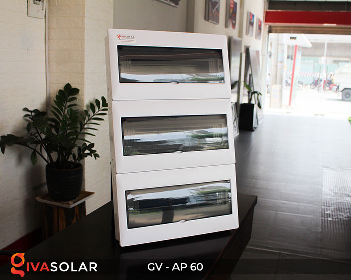 Tủ điện Solar GV-AP-60 3