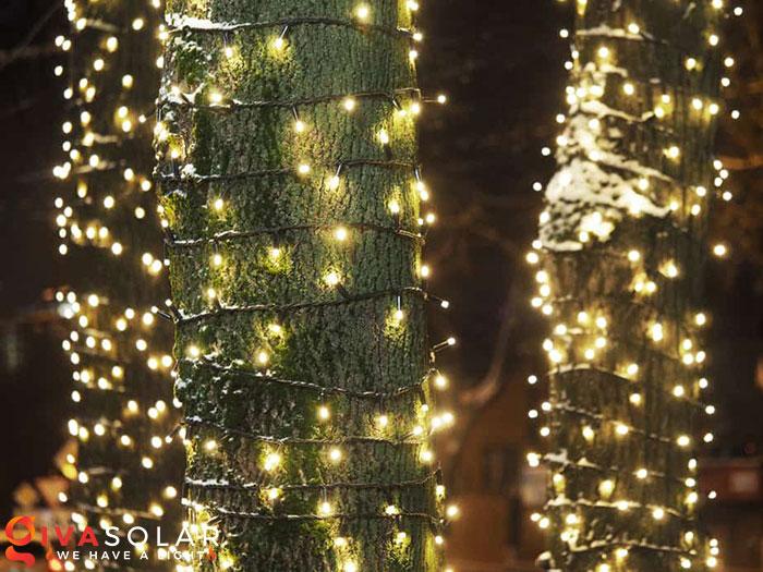 ý tưởng trang trí cảnh quan sân vườn thêm ấn tượng với đèn 15