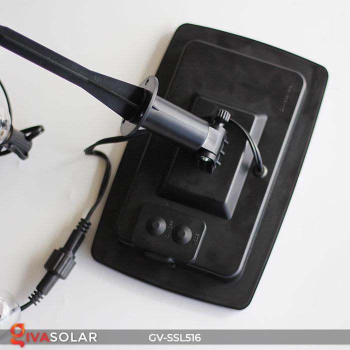 Dây đèn LED chiếu sáng năng lượng mặt trời G40 26