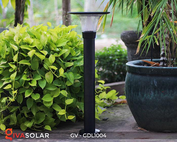 Đèn LED năng lượng mặt trời cho sân vườn GV-GDL1004 1