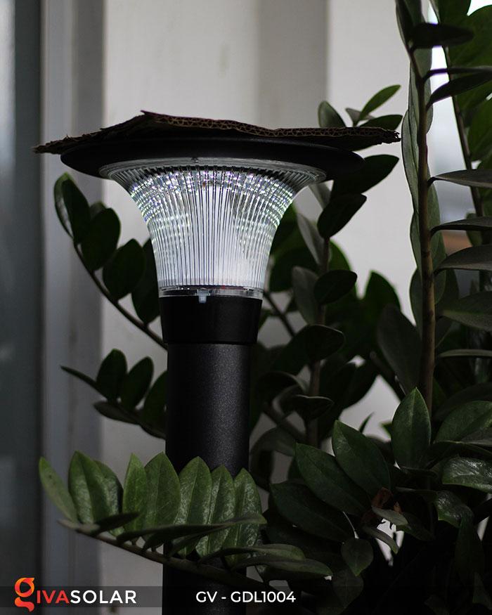 Đèn LED năng lượng mặt trời cho sân vườn GV-GDL1004 10