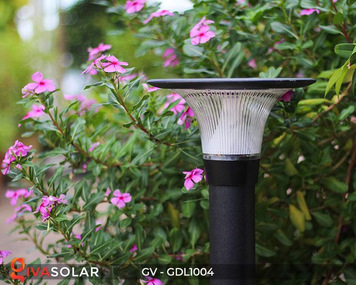 Đèn LED năng lượng mặt trời cho sân vườn GV-GDL1004 14