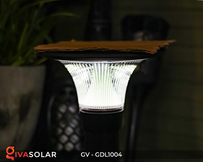 Đèn LED năng lượng mặt trời cho sân vườn GV-GDL1004 16