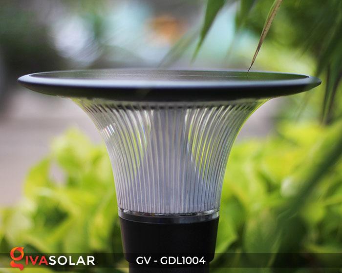 Đèn LED năng lượng mặt trời cho sân vườn GV-GDL1004 6