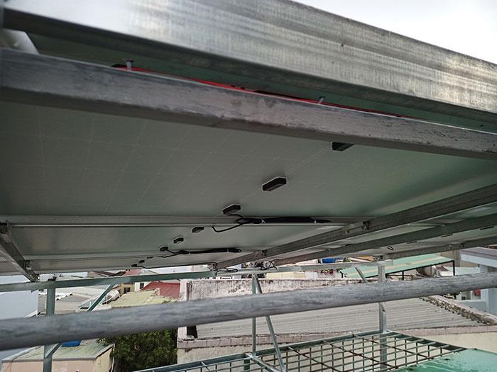 hệ thống điện mặt trời hòa lưới 5KW cho anh Minh ở Tân Bình 7
