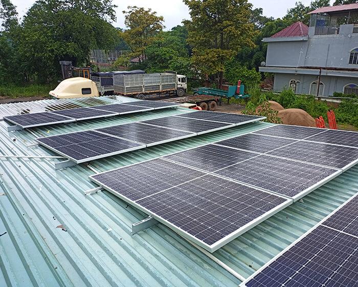 Lắp đặt hệ thống điện năng lượng mặt trời 6KW cho chú Thôi ở BRVT 3