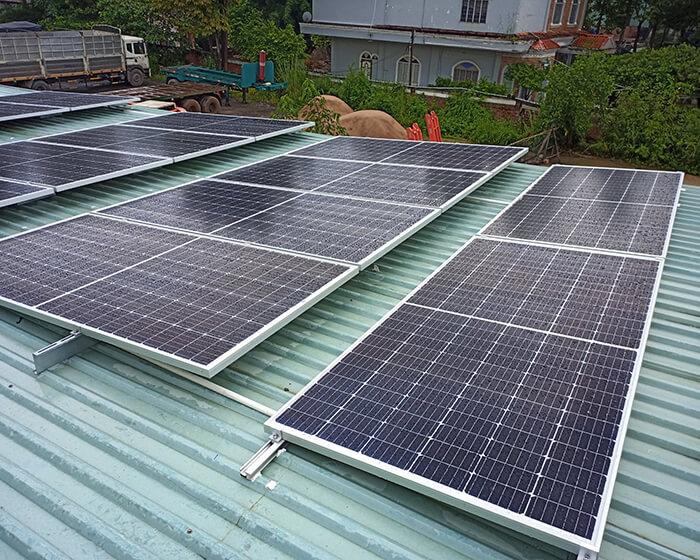 Lắp đặt hệ thống điện năng lượng mặt trời 6KW cho chú Thôi ở BRVT 4