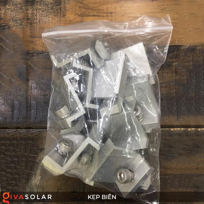 Bát kẹp biên bìa tấm pin năng lượng mặt trời 40mm 6