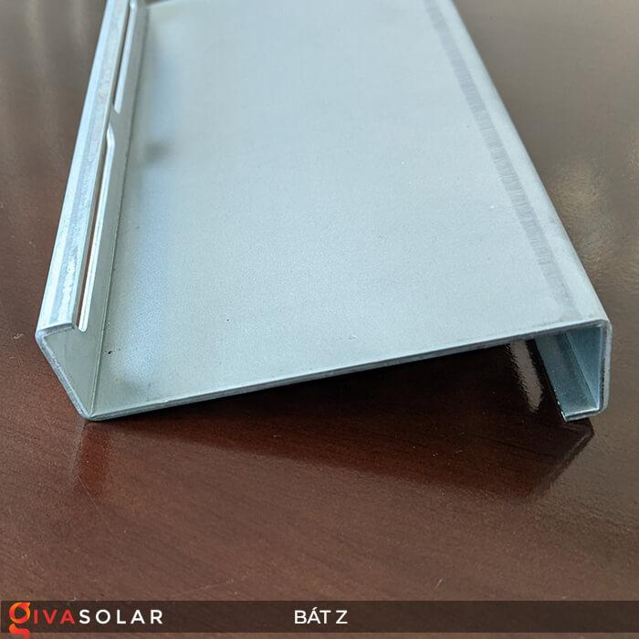 Bát Z gắn pin năng lượng mặt trời 9