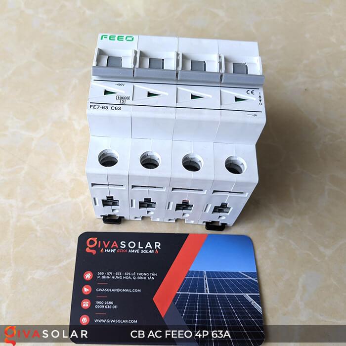 CB AC FEEO 4P 63A 1