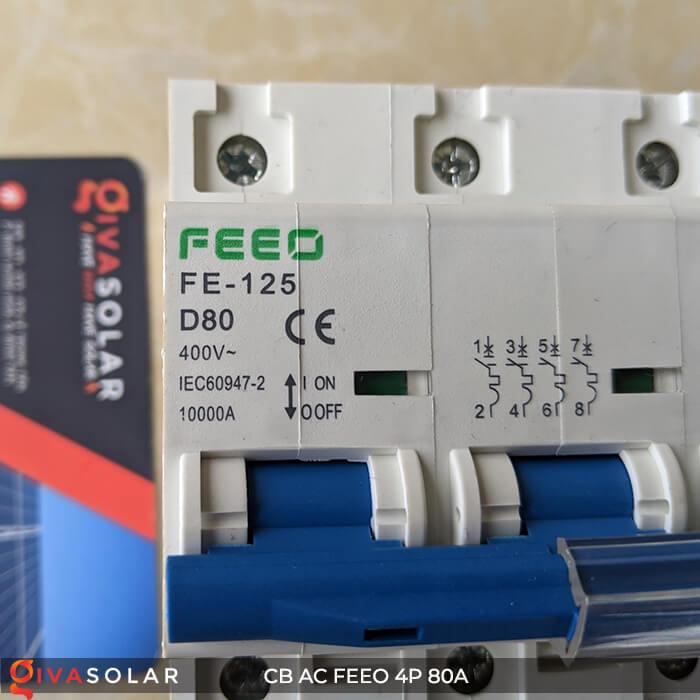 CB AC FEEO 4P 80A 9