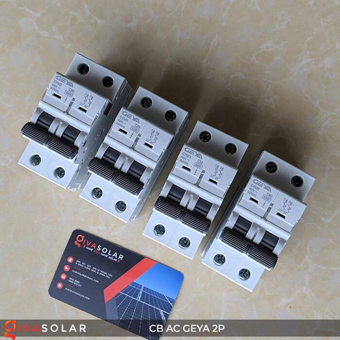CB AC GEYA GYM9 2P 20A-25A-32A-40A 1