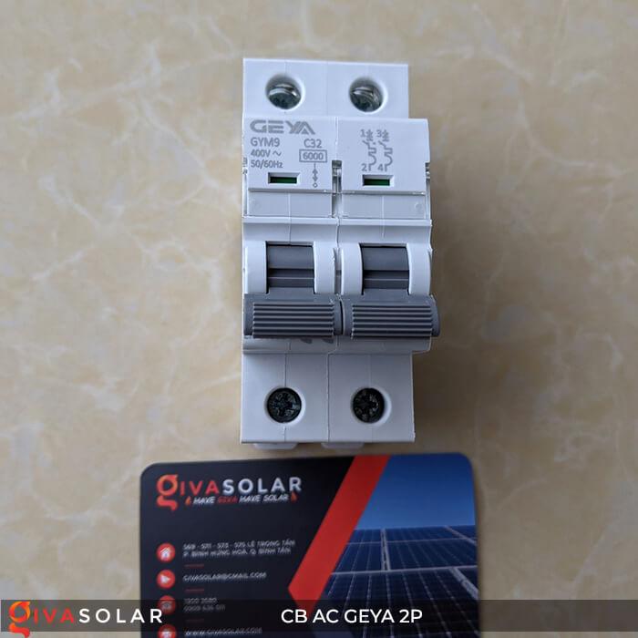 CB AC GEYA GYM9 2P 20A-25A-32A-40A 10