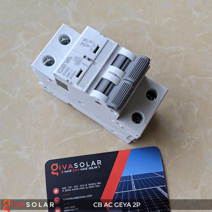 CB AC GEYA GYM9 2P 20A-25A-32A-40A 15