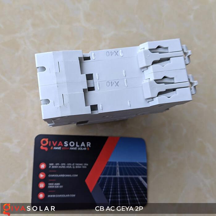 CB AC GEYA GYM9 2P 20A-25A-32A-40A 16
