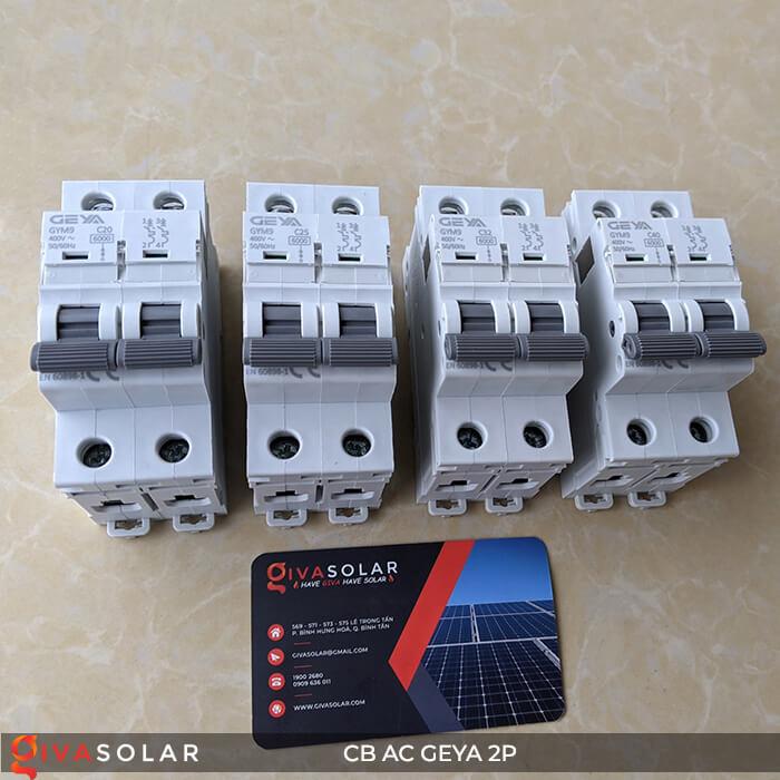 CB AC GEYA GYM9 2P 20A-25A-32A-40A 2
