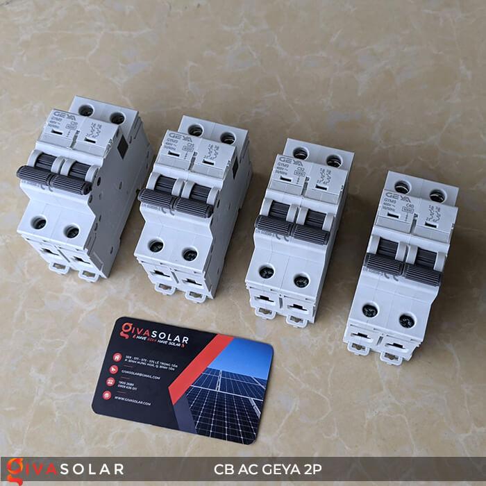CB AC GEYA GYM9 2P 20A-25A-32A-40A 3