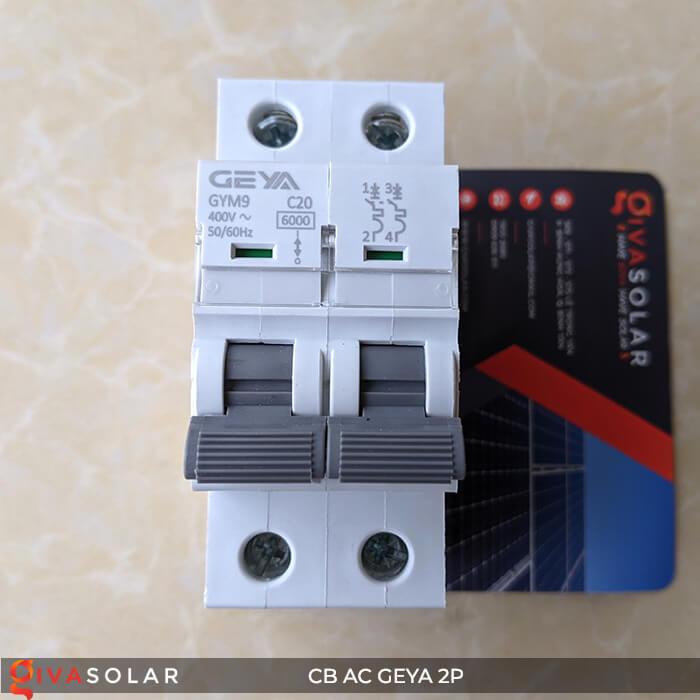 CB AC GEYA GYM9 2P 20A-25A-32A-40A 4
