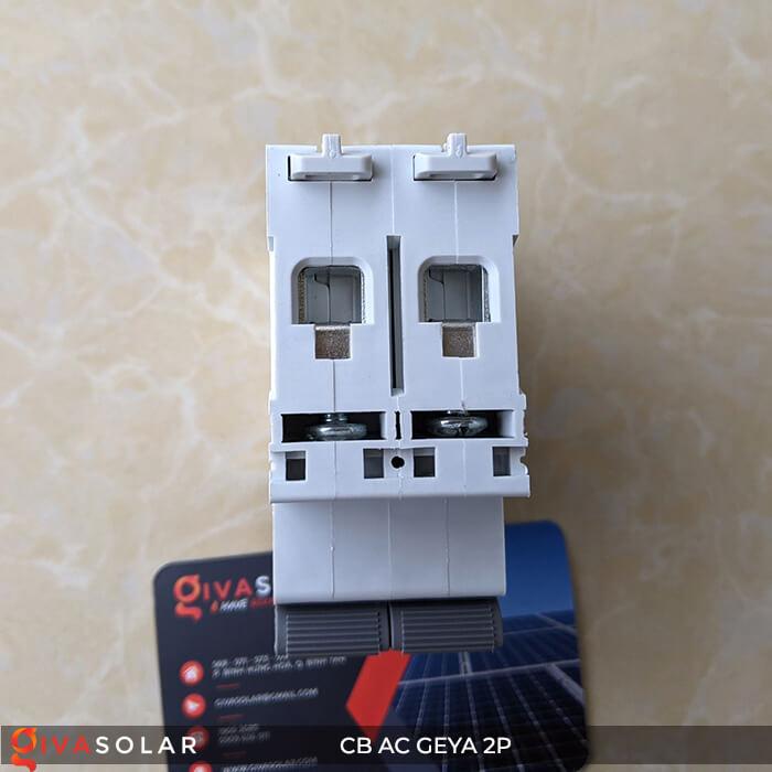 CB AC GEYA GYM9 2P 20A-25A-32A-40A 6
