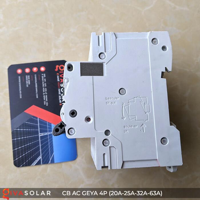 CB AC GEYA GYM9 4P 20A-25A-32A-63A 7
