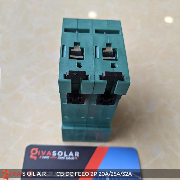 CB DC FEEO 2P 550V 20A/25A/32A 13